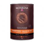 Chocolat en poudre salon de thé - Monbana - 1 kg